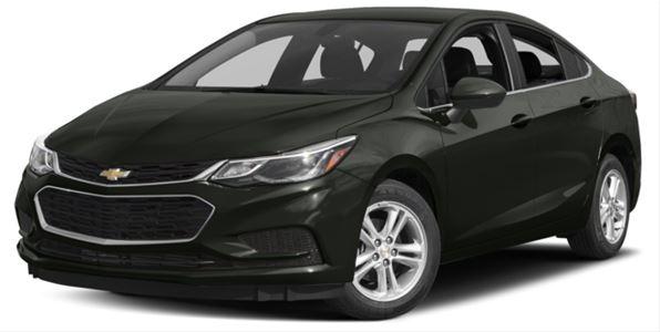 2017 Chevrolet Cruze Highland, IN 1G1BE5SM6H7223372