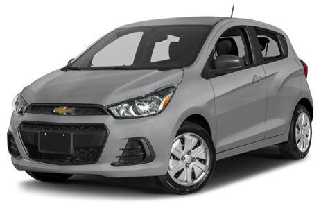 2017 Chevrolet Spark San Antonio, TX KL8CB6SA0HC741784