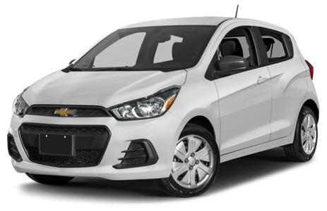 2017 Chevrolet Spark San Antonio, TX KL8CB6SA8HC724599