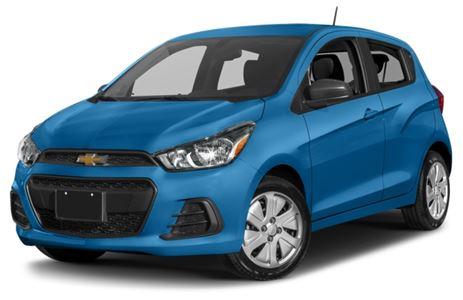 2017 Chevrolet Spark San Antonio, TX KL8CB6SA4HC725832