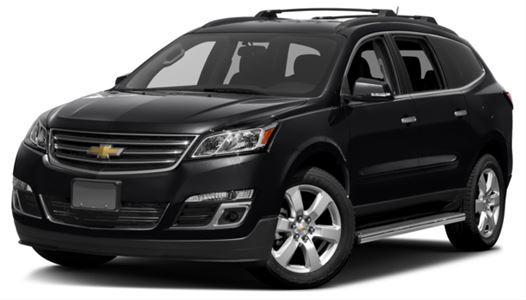 2017 Chevrolet Traverse Highland, IN 1GNKRGKD4HJ325092