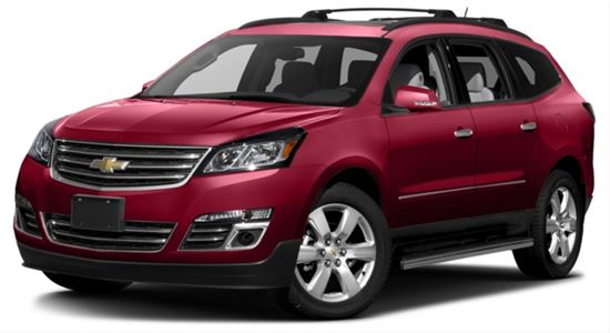 2017 Chevrolet Traverse Highland, IN 1GNKVJKD4HJ284598