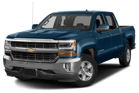 2017 Chevrolet Silverado 1500 San Antonio, TX 3GCUKREC1HG437757