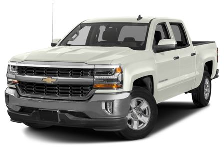 2017 Chevrolet Silverado 1500 San Antonio, TX 3GCUKREC5HG444078