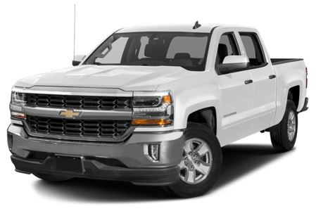 2017 Chevrolet Silverado 1500 San Antonio, TX 3GCUKREC6HG435812