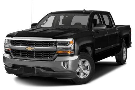 2017 Chevrolet Silverado 1500 San Antonio, TX 3GCPCREC0HG443074