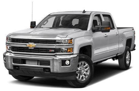 2017 Chevrolet Silverado 2500HD San Antonio, TX 1GC1KVEG4HF115842