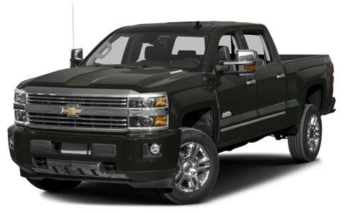 2017 Chevrolet Silverado 2500HD Fort McMurray 1GC1KXEG4HF120020