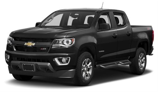 2017 Chevrolet Colorado Highland, IN 1GCPTDE14H1193189