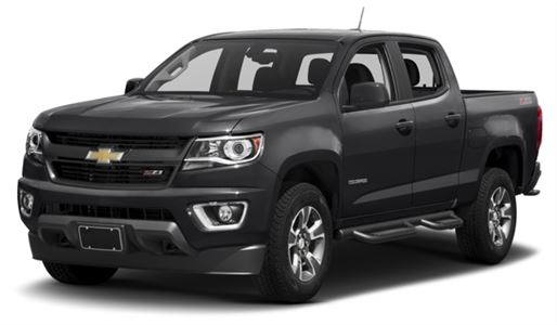 2017 Chevrolet Colorado Highland, IN 1GCGTDEN2H1191895