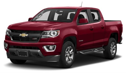 2017 Chevrolet Colorado Highland, IN 1GCGTDEN9H1211964