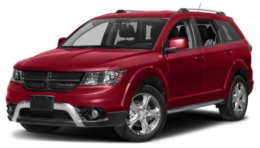 2017 Dodge Journey San Antonio, TX 3C4PDCGB0HT525506