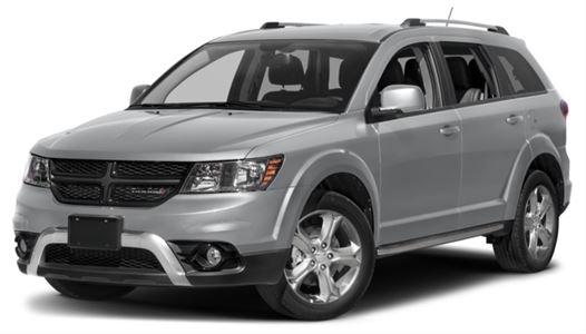 2017 Dodge Journey San Antonio, TX 3C4PDCGB7HT525499