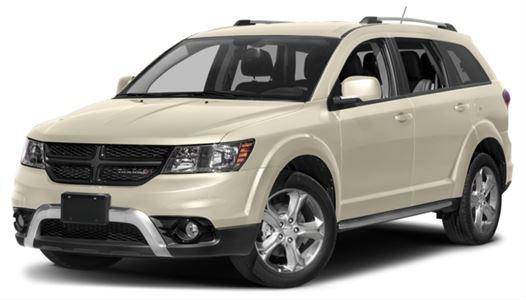 2017 Dodge Journey San Antonio, TX 3C4PDCGB7HT525504