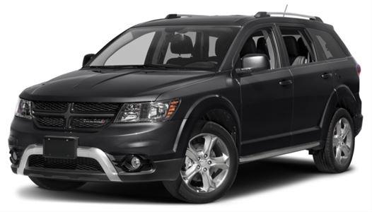 2017 Dodge Journey San Antonio, TX 3C4PDCGB9HT525505