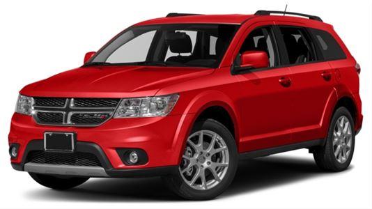 2017 Dodge Journey San Antonio, TX 3C4PDCBB7HT517328