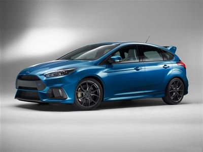 2017 Ford Focus RS Los Angeles, CA WF0DP3TH6H4124517