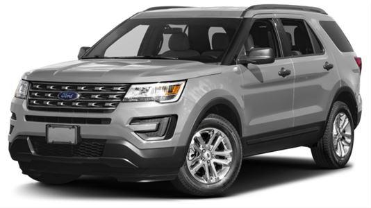 2017 Ford Explorer Los Angeles, CA 1FM5K7B81HGC85253