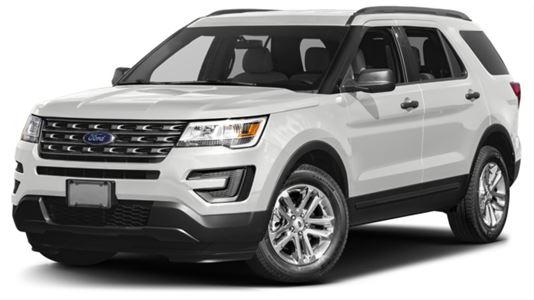 2017 Ford Explorer Memphis, TN 1FM5K7B80HGD95940
