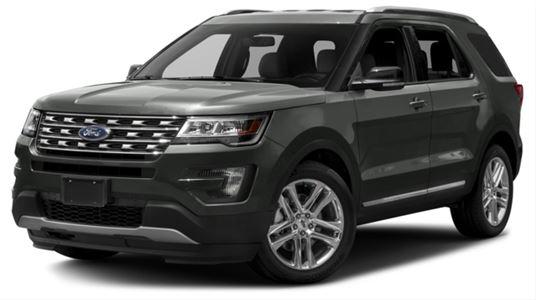 2017 Ford Explorer Eagle Pass, TX 1FM5K7D84HGA59267