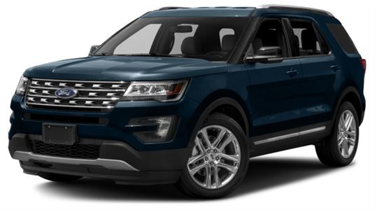 2016 Ford Explorer Los Angeles, CA 1FM5K7F85GGA62335