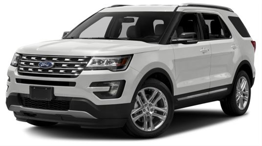 2017 Ford Explorer Millington, TN 1FM5K7D86HGD15733