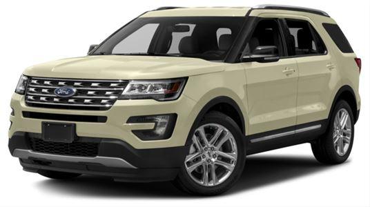 2017 Ford Explorer Millington, TN 1FM5K7D87HGD10010