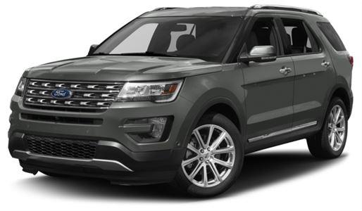 2017 Ford Explorer Eagle Pass, TX 1FM5K7F8XHGA69153