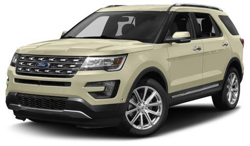 2017 Ford Explorer Floresville, TX 1FM5K7FH8HGA58734