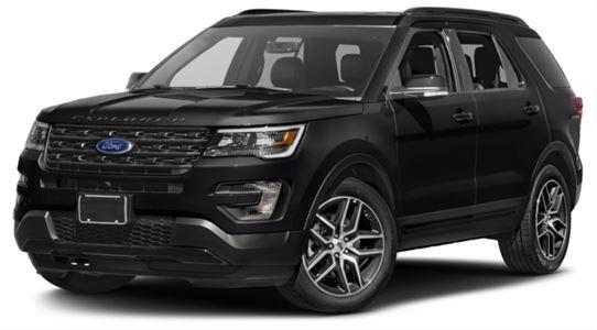 2017 Ford Explorer Carlsbad, CA 1FM5K8GT1HGB79677