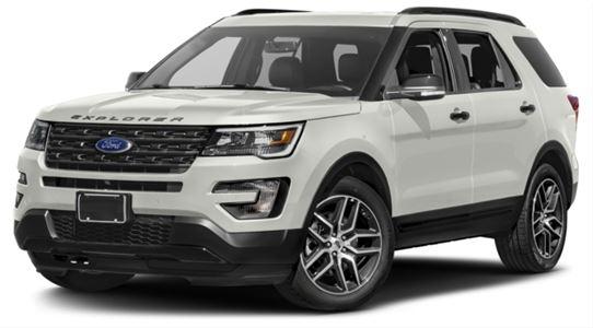 2017 Ford Explorer Los Angeles, CA 1FM5K8GT0HGC47774