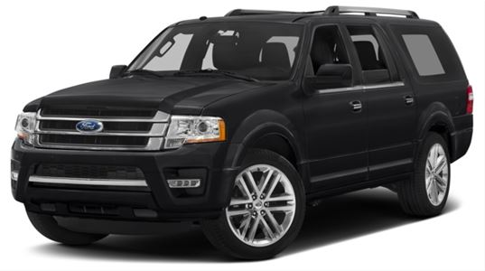 2017 Ford Expedition EL Millington, TN 1FMJK1KT0HEA76629