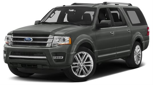 2017 Ford Expedition EL Los Angeles, CA 1FMJK2AT5HEA37168