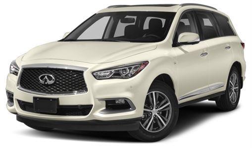 2017 INFINITI QX60 Houston, TX  5N1DL0MN0HC540940