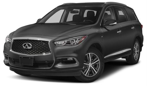 2017 Infiniti QX60 Houston, TX  5N1DL0MN5HC523955