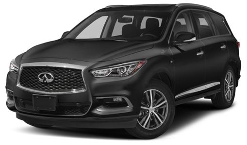2017 Infiniti QX60 Houston, TX  5N1DL0MM7HC524628