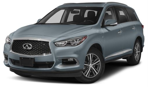 2017 Infiniti QX60 Houston, TX  5N1DL0MN3HC525526