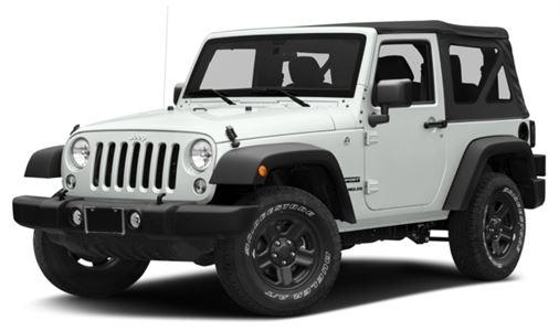 2017 Jeep Wrangler San Antonio, TX 1C4AJWAG8HL551383