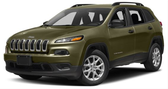 2017 Jeep Cherokee Eagle Pass, TX 1C4PJLAB4HW560500
