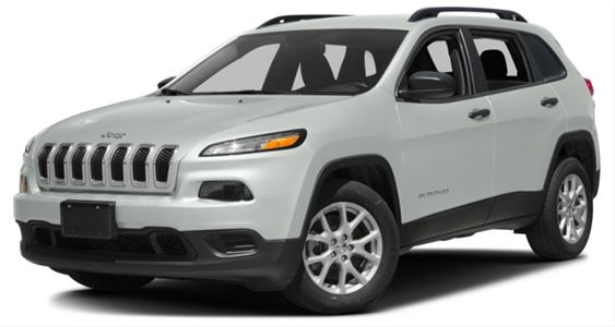 2017 Jeep Cherokee Eagle Pass, TX 1C4PJLAB6HW669363