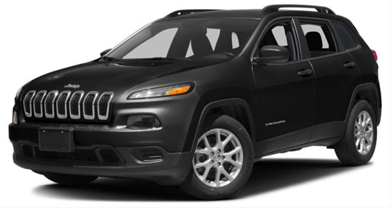 2017 Jeep Cherokee Eagle Pass, TX 1C4PJLAB6HW669380