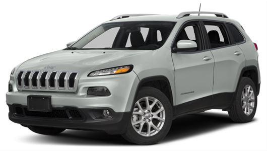 2017 Jeep Cherokee Eagle Pass, TX 1C4PJLCB4HW640845
