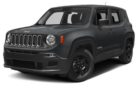 2017 Jeep Renegade Eagle Pass, TX ZACCJAABXHPE78707