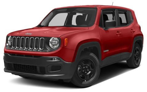 2017 Jeep Renegade Eagle Pass, TX ZACCJAAB2HPF24580