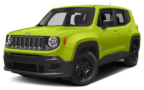 2017 Jeep Renegade Eagle Pass, TX ZACCJAAB6HPF04896