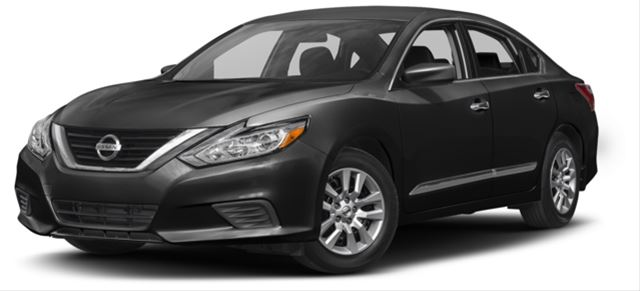 2017 Nissan Altima San Antonio, TX, 1N4AL3AP4HC199692