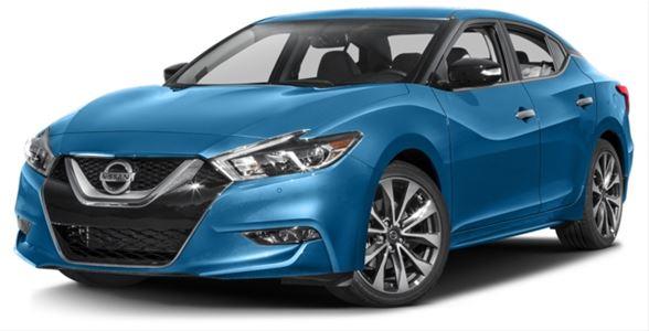 2017 Nissan Maxima San Antonio, TX, 1N4AA6AP6HC400709