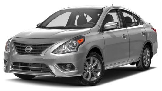 2016 Nissan Versa San Antonio, TX, 3N1CN7AP8GL911955