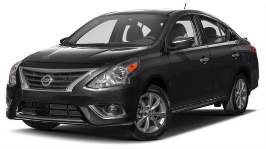 2017 Nissan Versa Bedford, TX 3N1CN7AP5HL819266