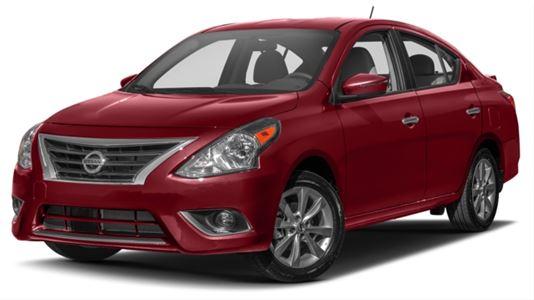 2017 Nissan Versa Bedford, TX 3N1CN7AP6HL811919